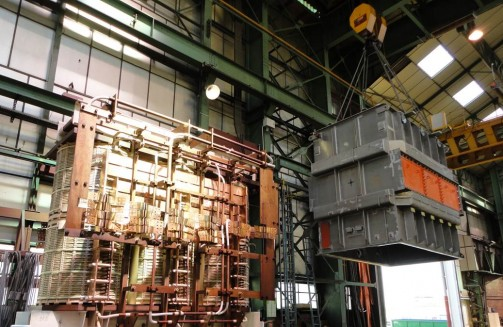 réparation et reconstruction transformateur