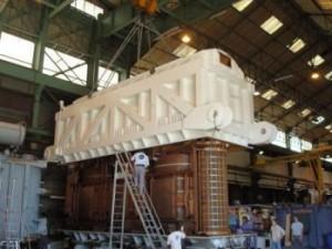 TSV transformateur construction