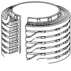 TSV transformateur galettes