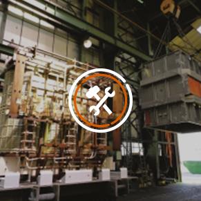 TSV transformateur réparation